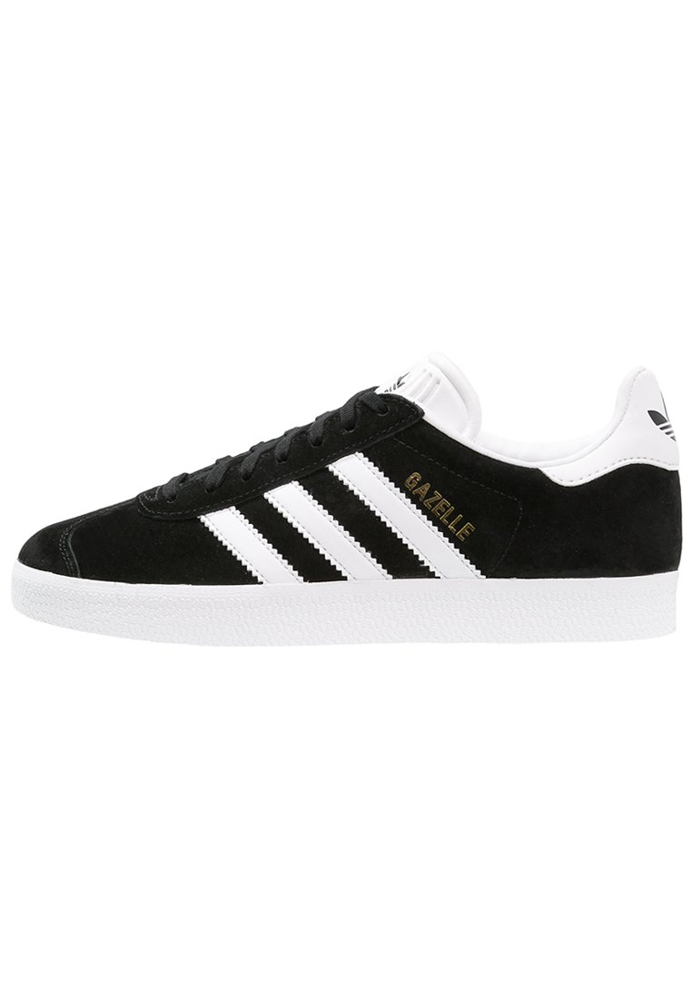 adidas Originals - GAZELLE - Trainers - black