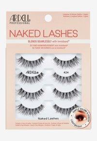 Ardell - NAKED LASHES 4 PACK - False eyelashes - 424 - 0