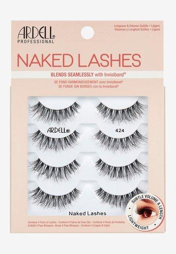 NAKED LASHES 4 PACK - False eyelashes - 424