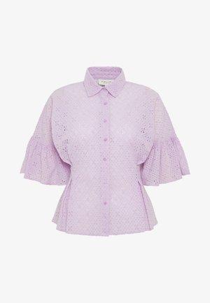 MARINA BLOUSE - Pusero - violet