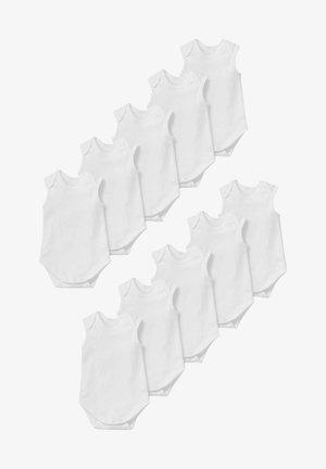 10 PACK - Body - white