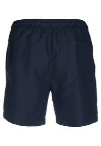Calvin Klein Underwear - Swimming shorts - black iris - 1