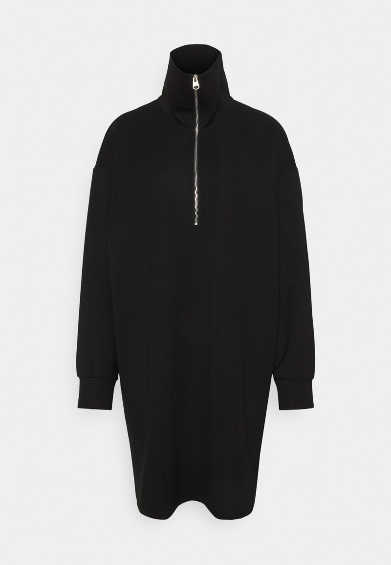 ARKET - DRESS - Jersey dress - black