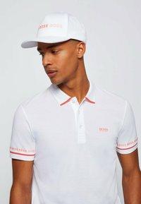 BOSS - PADDY - Polo shirt - white - 3