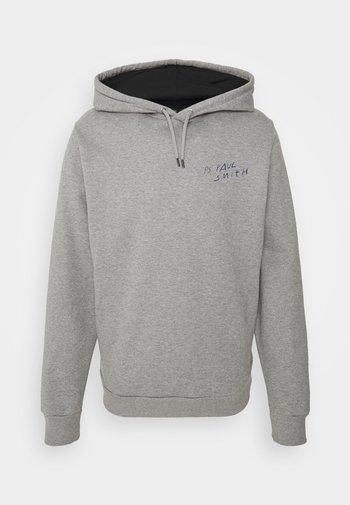 HOODY CRAYONS UNISEX - Felpa con cappuccio - grey