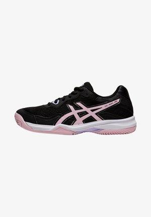 GEL-PADEL PRO 4 - Trainers - black/pink salt