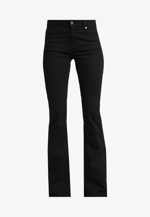 CHARLOTTE SERIOUSLY - Jean flare - black