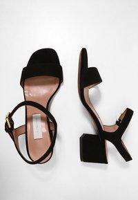 L'Autre Chose - MID HEEL - Sandals - nero - 2