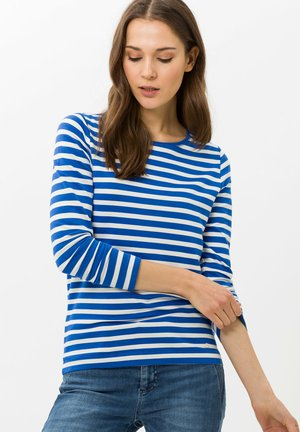 STYLE CARINA - Long sleeved top - blue