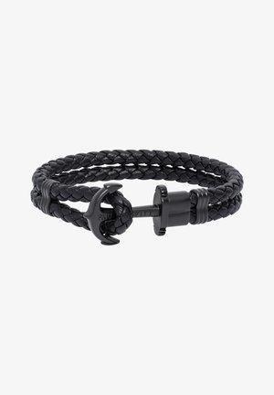 Armband - schwarz/schwarz