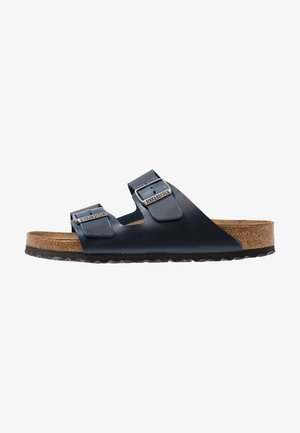 ARIZONA SOFT FOOTBED - Slippers - blue