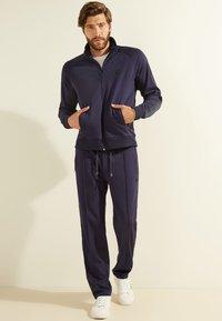 Guess - Zip-up hoodie - blau - 1