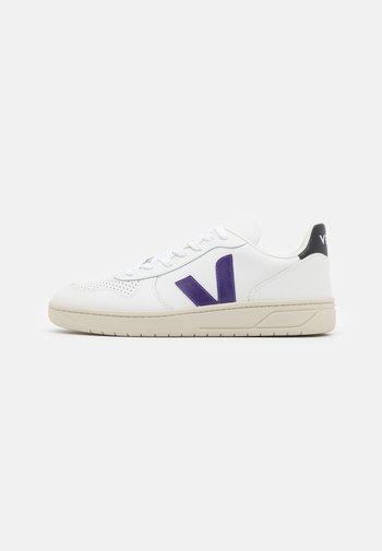V-10 - Sneakers basse - extra white/purple/black