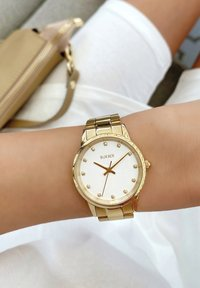 Burker - Chronograaf - gold/white - 0