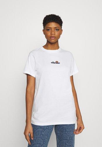 NICO - T-shirts print - light blue