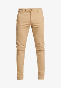 Blend - BHNATAN PANTS - Pantalones chinos - sand brown - 4