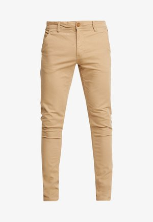 BHNATAN PANTS - Chino - sand brown