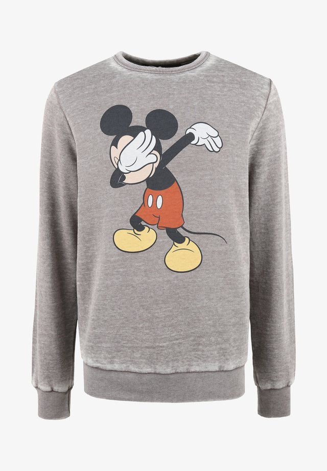 DISNEY MICKEY MOUSE DABBING - Sweater - grau