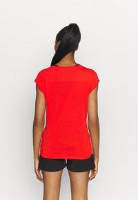 Vaude - TEKOA - T-shirts med print - mars red - 2
