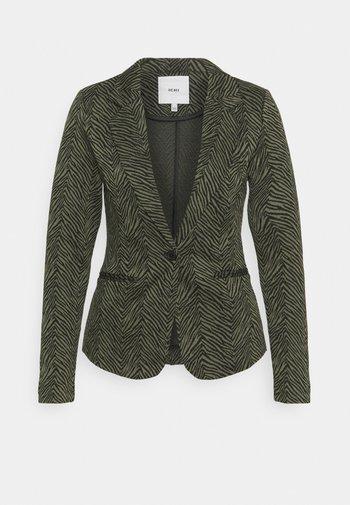 IHKATE ZEBRA - Blazer - ivy green