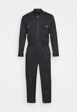 UTILITY JUMPSUIT - Jumpsuit - black