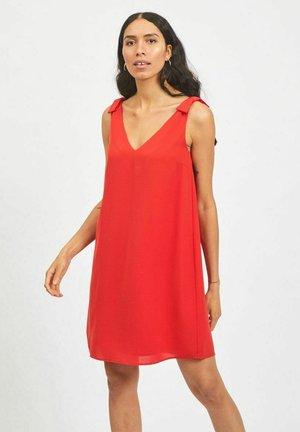 Robe d'été - mars red