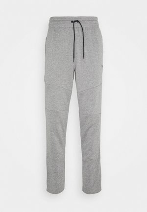 TRAIN TAPERED PANT - Trainingsbroek - medium gray heather