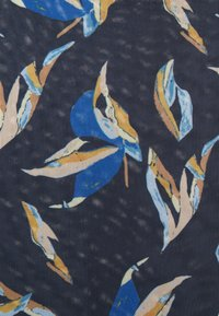 TOM TAILOR DENIM - PRINTED DRESS - Maxi dress - blue - 2