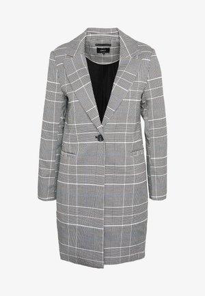 ONLSELENA CHECK SPRING COAT - Short coat - blue