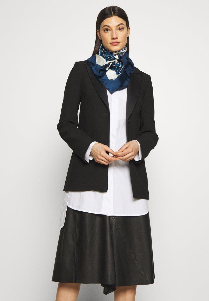 WEEKEND MaxMara - PERUGIA - Tørklæde / Halstørklæder - azurblau