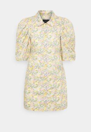 AMI DRESS - Shirt dress - multi-coloured