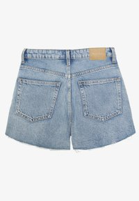 Weekday - ROWE  - Shorts di jeans - pen blue - 1
