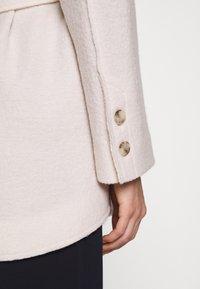 Filippa K - LIMA COAT - Short coat - ivory - 6