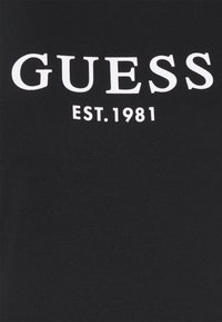 Guess - CREW NECK - Haut de pyjama - jet black - 2