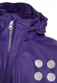 LEGO Wear - JAMAICA - Vodotěsná bunda - dark purple - 3