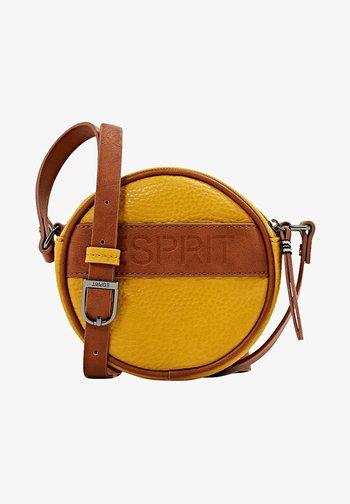 MINNESOTA  - Across body bag - brass yellow