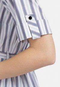 HELMIDGE - Shirt dress - weiss - 4