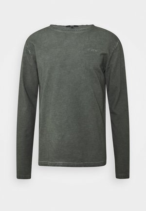 SCOTTY - Long sleeved top - vintage ocean grey