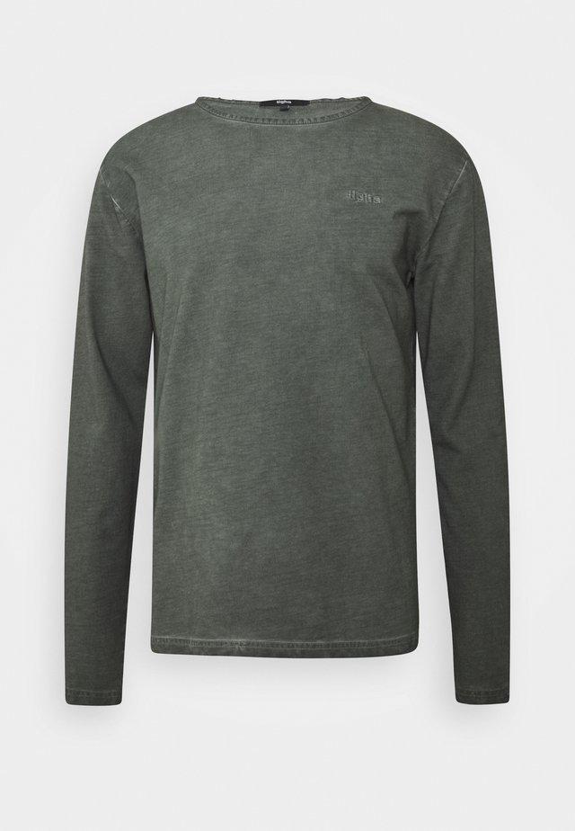 SCOTTY - Longsleeve - vintage ocean grey