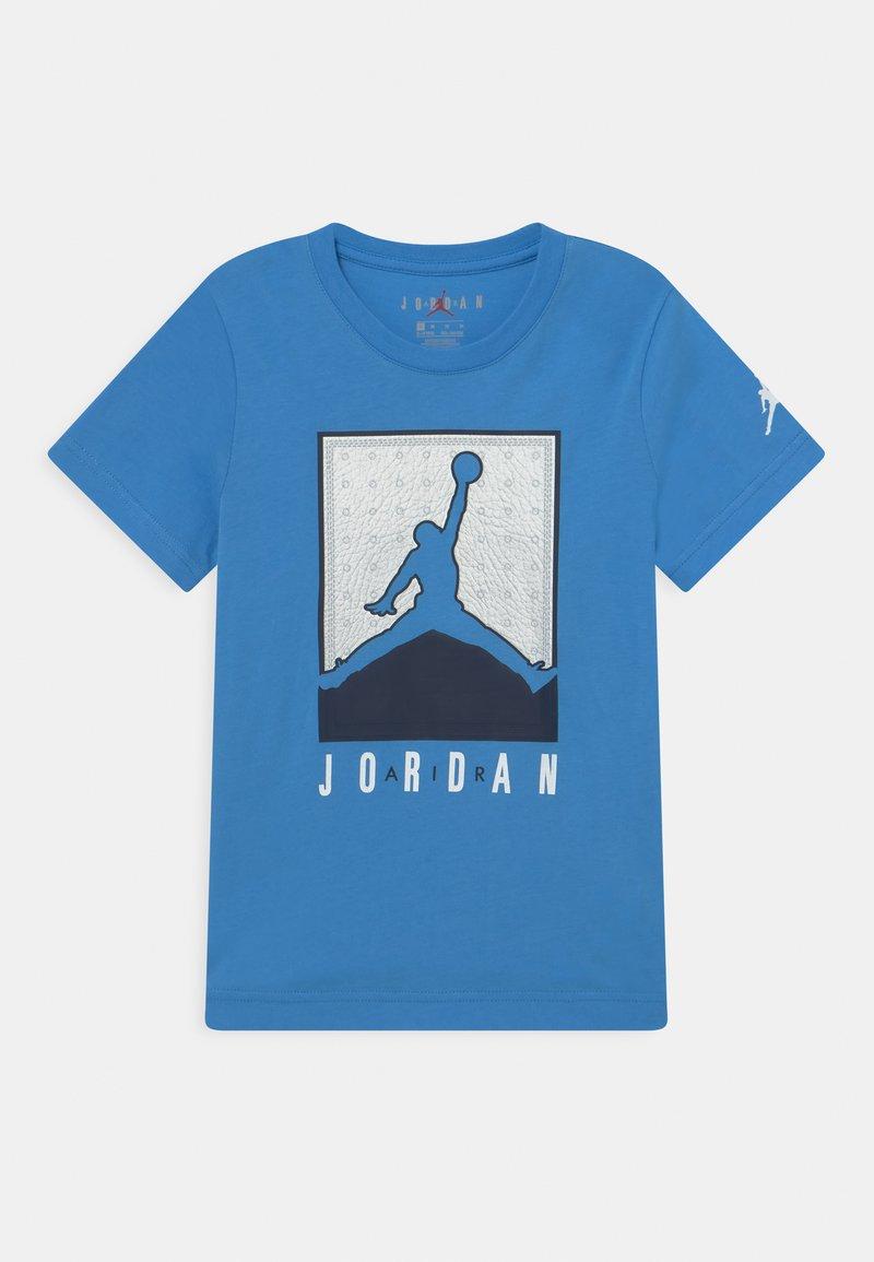Jordan - LUXE - T-shirt con stampa - university blue