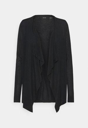VMLINNEA DRAPEY - Cardigan - black