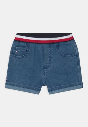 BABY TOMMY UNISEX - Denim shorts - denim medium