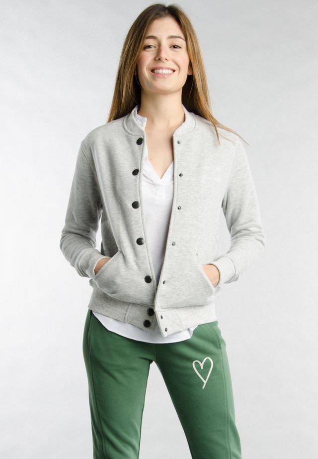 Light jacket - 9910 grey marl