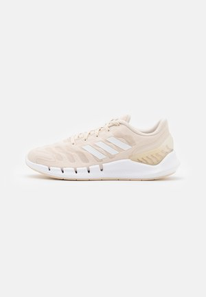 CLIMACOOL VENTANIA - Neutral running shoes - halo ivory/footwear white/core white