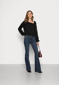 Liu Jo Jeans - BEAT - Bootcut jeans - blue arboga wash - 1
