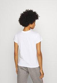 Polo Ralph Lauren - SHORT SLEEVE - T-shirt con stampa - white - 2