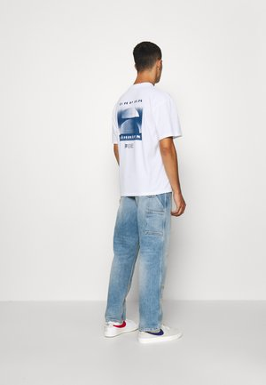 DREAM DIARIES UNISEX - T-shirt print - white