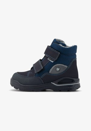 LASSE - Classic ankle boots - blau