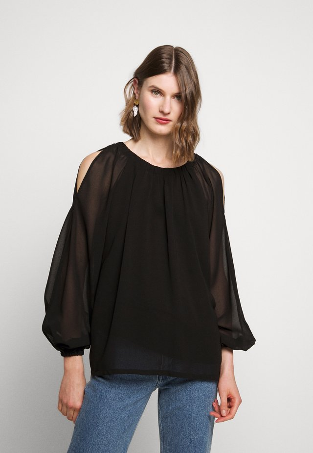 ALCE - Blouse - black