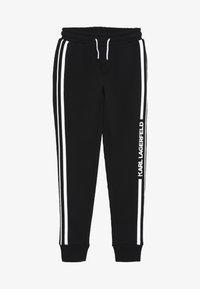 KARL LAGERFELD - Pantalones deportivos - schwarz - 4